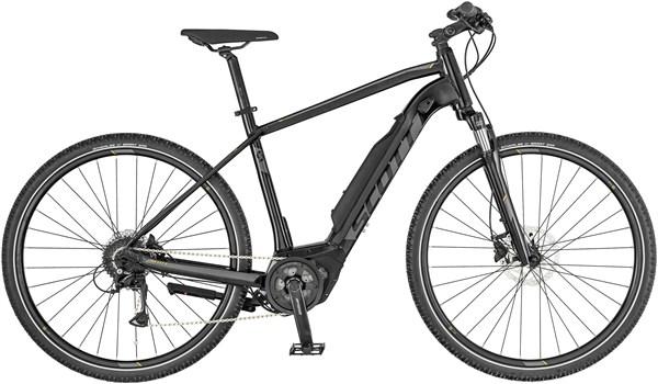 scott sub 30 hybrid bike review