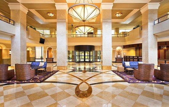 sheraton pentagon city hotel reviews