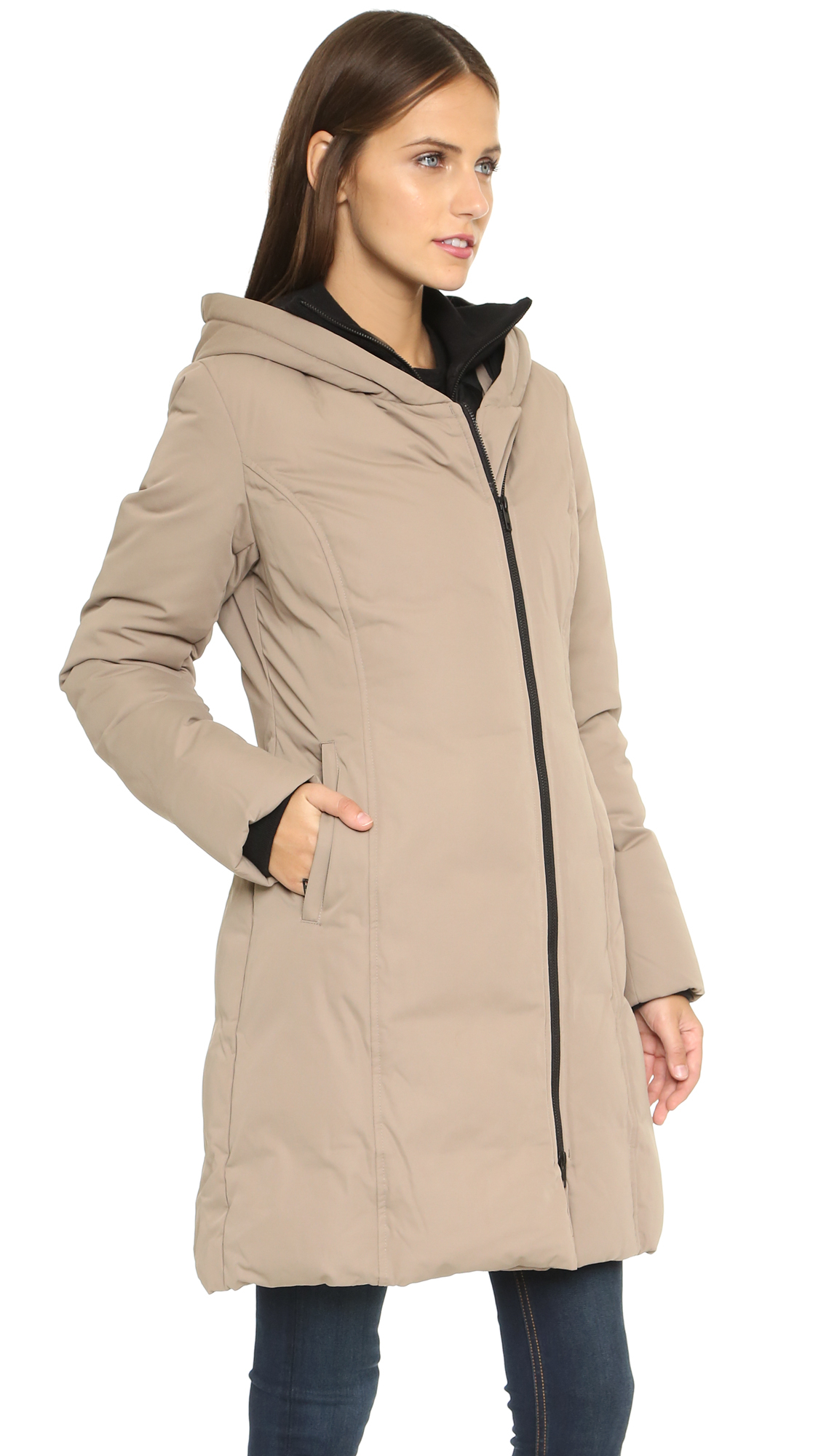 soia and kyo coat reviews