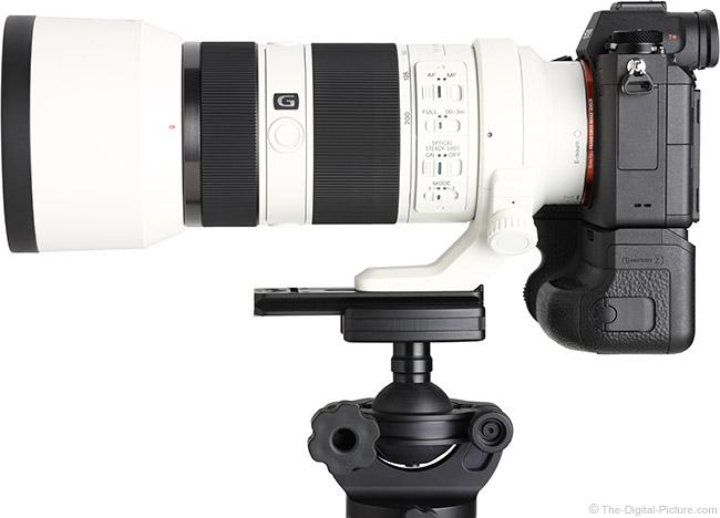 sony fe 70 200mm f 4 g oss lens review