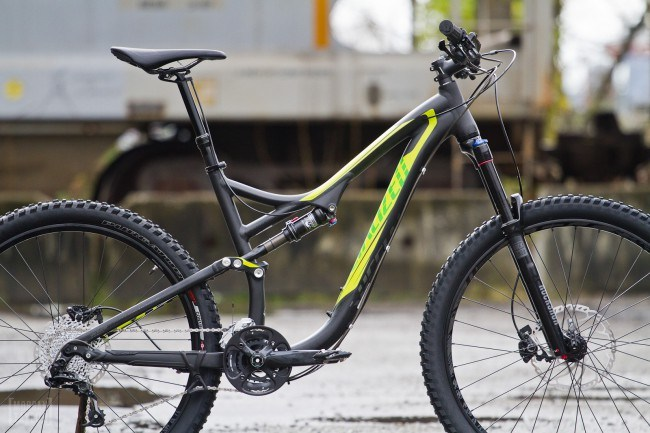 specialized stumpjumper fsr comp evo 650b 2015 review