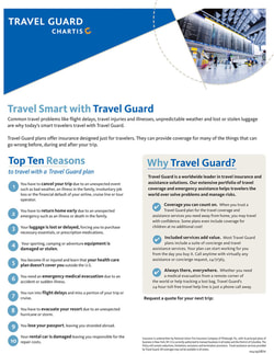 travel guard trip insurance reviews