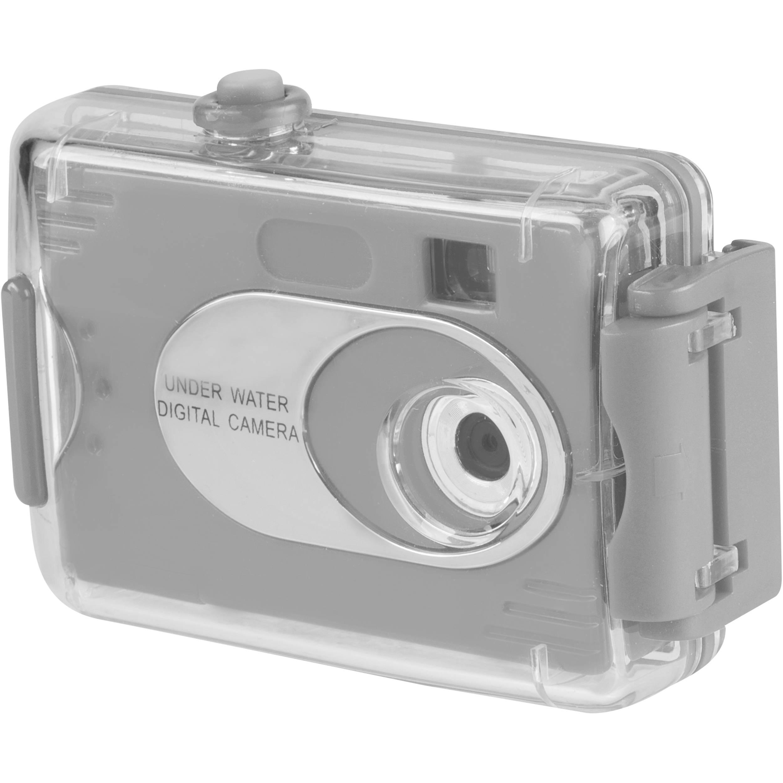 vivitar aquashot underwater digital camera review