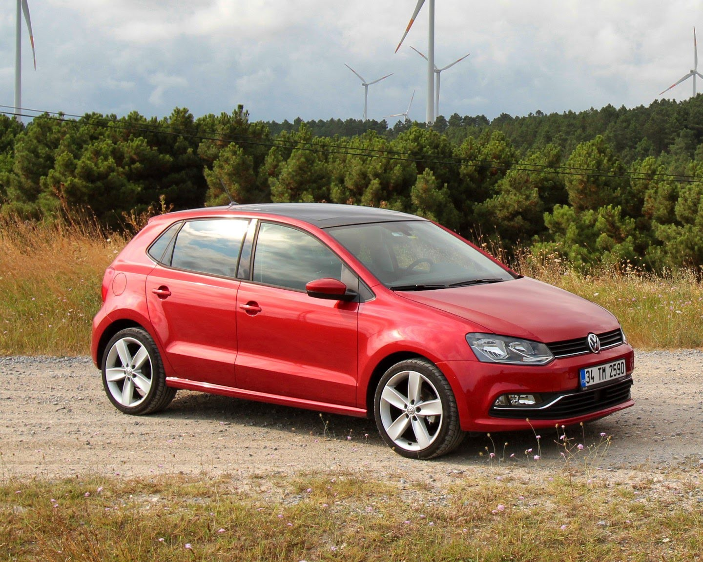 vw polo 1.2 tsi review