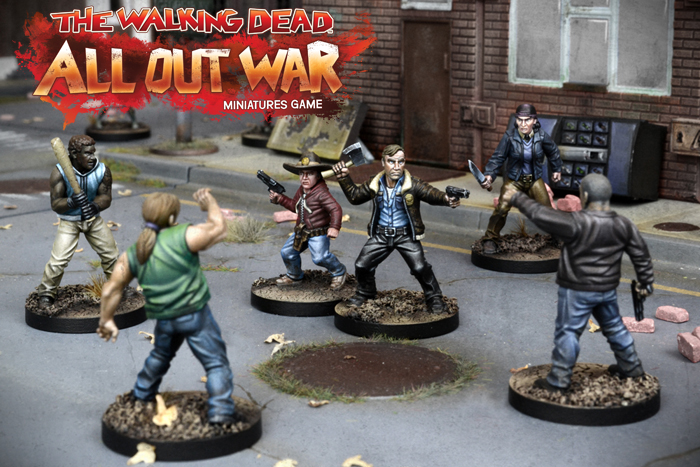 walking dead all out war game review