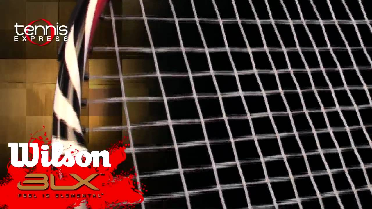 wilson six one 95s review