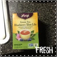 yogi green tea blueberry slim life reviews